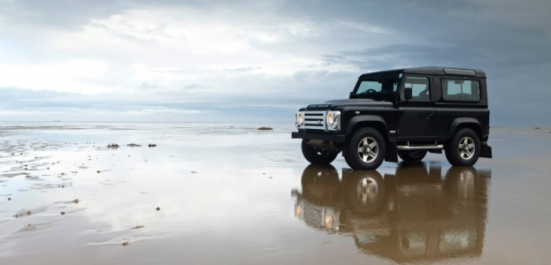 Land Rover Defender обновился