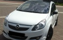 Opel Corsa limeted edition