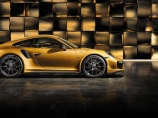 Роскошный Porsche 911 Turbo S Exclusive Series украсил Гудвуд